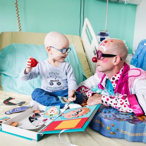 Pour les enfants hospitalisés