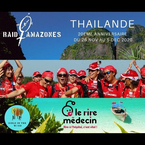RAID AMAZONE 2020 - EQUIPE 65 / GIRLS IN THE WOOD -