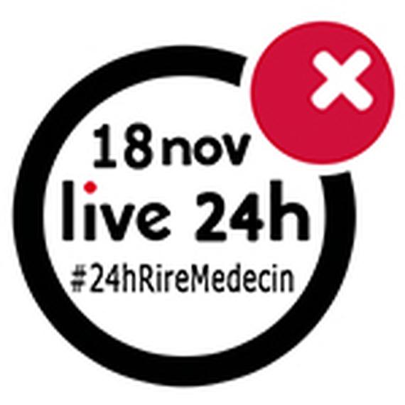 24h pour le Rire Médecin