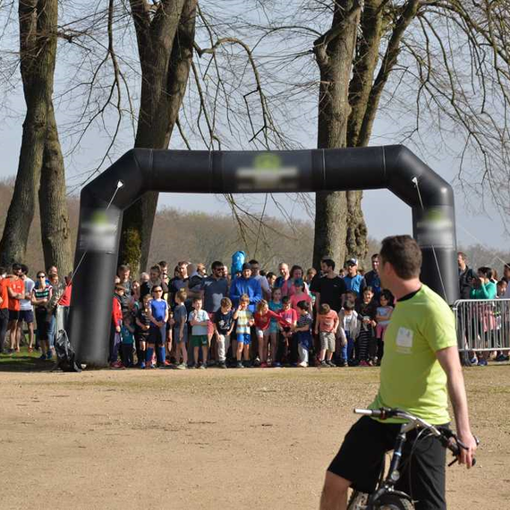 Course solidaire Marly-le-Roi 14 avril 2019
