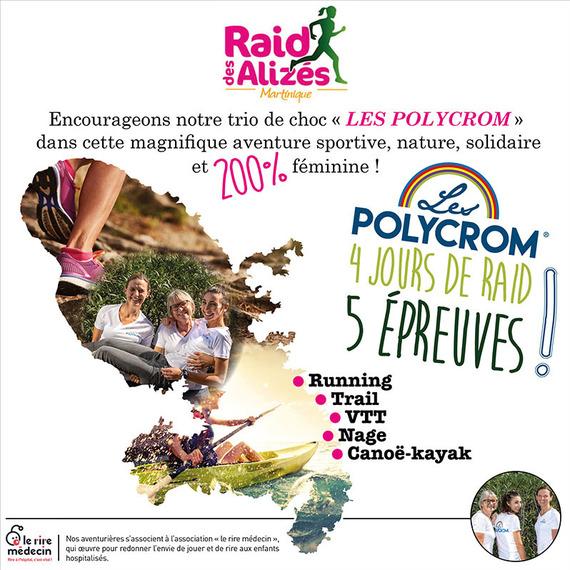 POLYCROM® - RAID DES ALIZÉS 2021