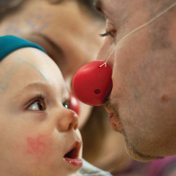 courir pour les enfants hospitalisés, courir pour les faire sourir