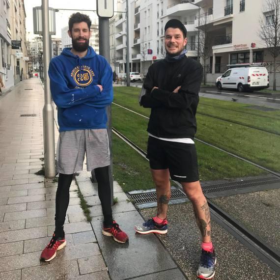 Tout le monde est Zinzins Marathon de Paris 2019